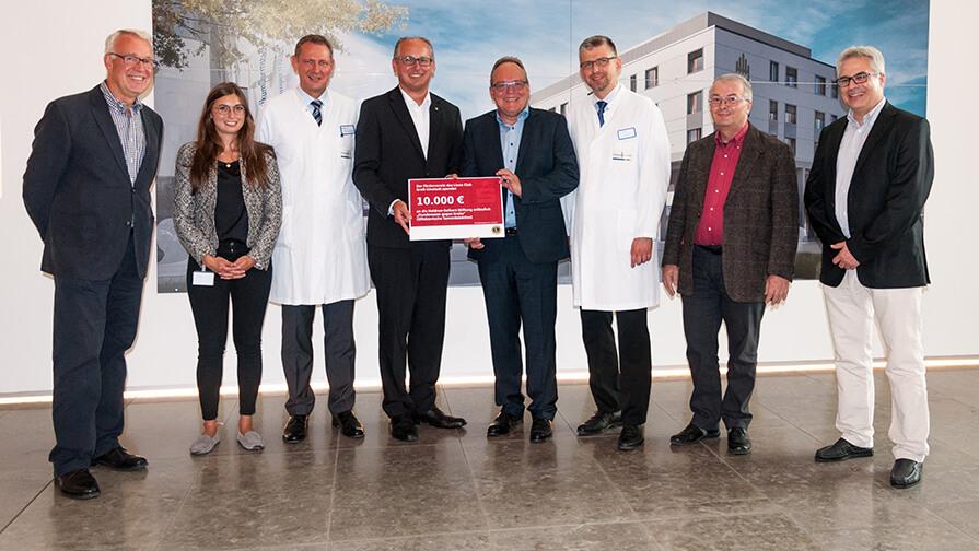 LionsClub Groß-Umstadt spendet zum dritten Mal